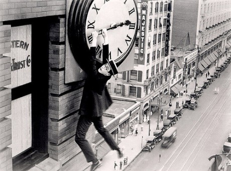 Harold LLoyd Flickr CC0