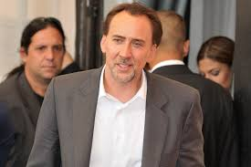 Nicholas Cage is Smokey in Rumble Fish Allowed free use